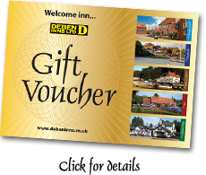 Click to buy Deben Inns Gift Vouchers